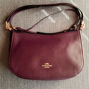 Coach Chelsea Crossbody in Oxblood